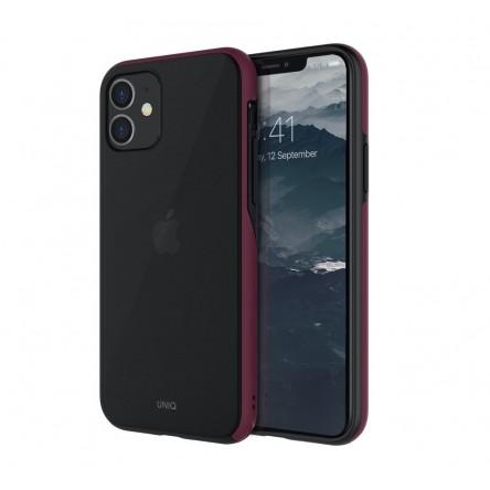 Uniq Vesto for iPhone 11 Pro Max Maroon Red