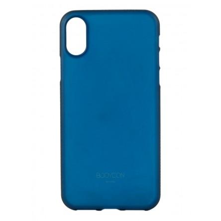 Uniq Bodycon for iPhone XS Max Navy Blue