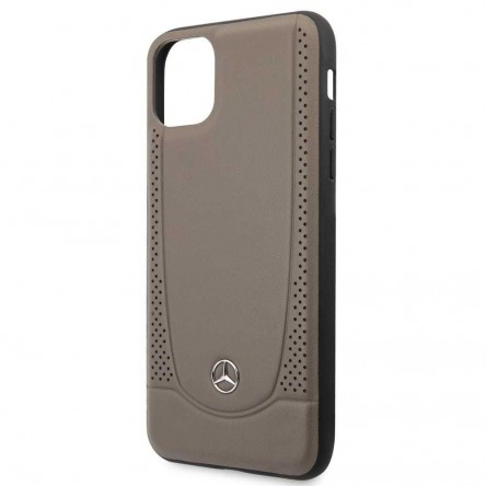Mercedes Urban Smooth/perforated Hard Brown