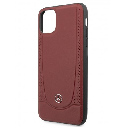 Mercedes Urban Smooth/perforated Hard Red