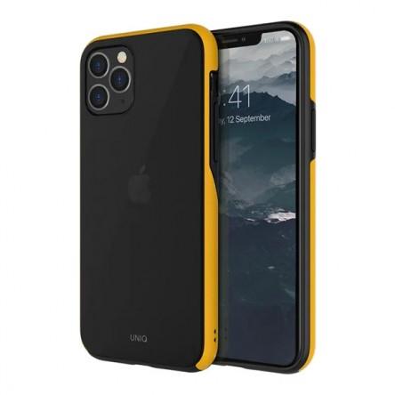 Uniq Vesto for iPhone 11 Pro Max Yellow