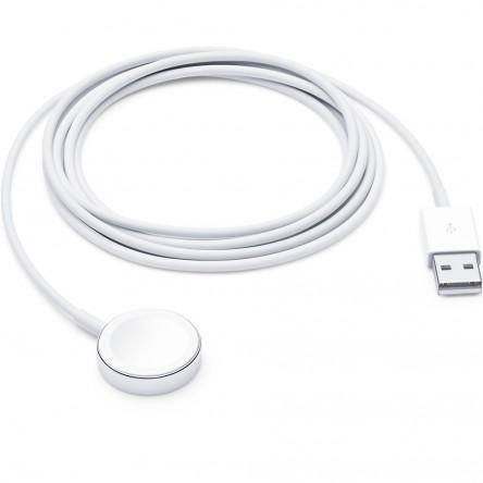 Кабель для зарядки Apple Watch с магнитным креплением (2 м)