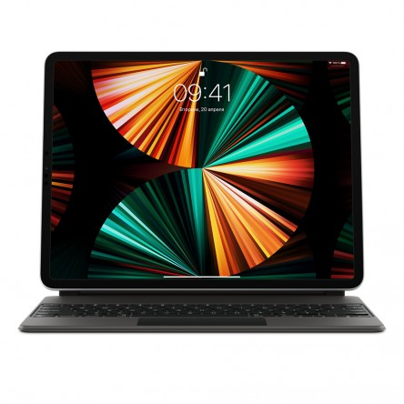 Magic Keyboard for iPad Pro 12,9 (5‑го поколения), цвет черный