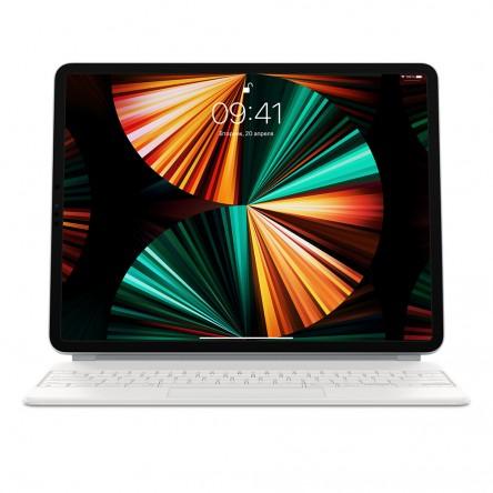 Magic Keyboard for iPad Pro 12,9 (5‑го поколения), цвет белый