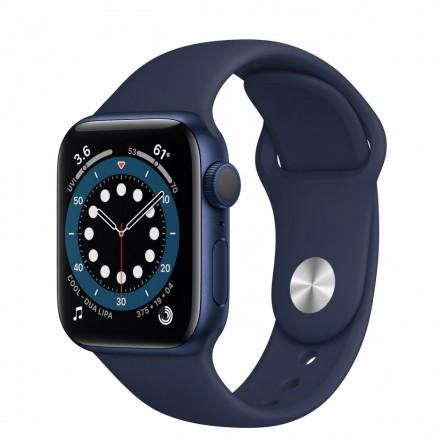 Apple Watch Series 6 40mm. Blue Aluminium