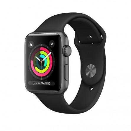 Apple Watch Series 3 42mm. Space Gray Aluminum