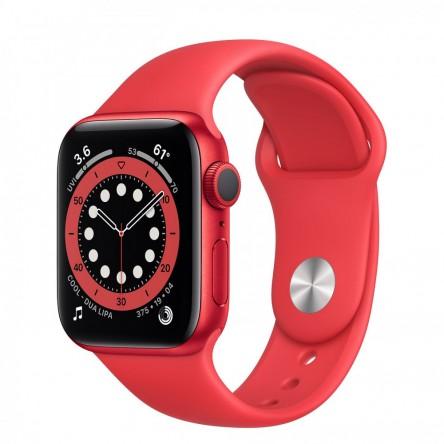 Apple Watch Series 6 40mm. Aluminium (PRODUCT)RED