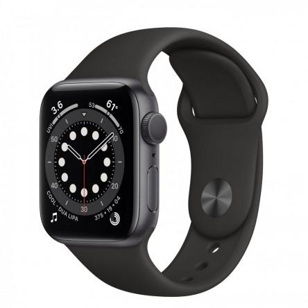 Apple Watch Series 6 40mm. Space Gray Aluminum