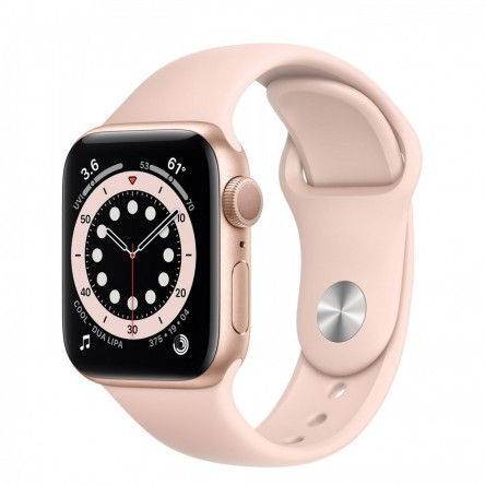 Apple Watch Series 6 40mm. Gold Aluminium