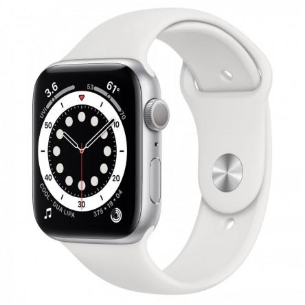Apple Watch Series 6 40mm. Silver Aluminium