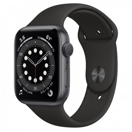 Apple Watch Series 6 44mm. Space Gray Aluminum