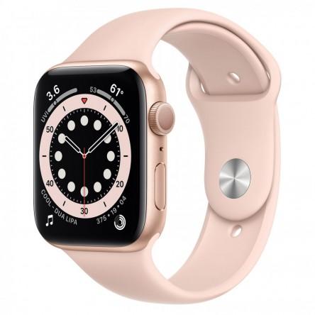 Apple Watch Series 6 44mm. Gold Aluminum