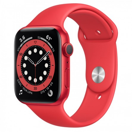 Apple Watch Series 6 44mm. (PRODUCT)RED Aluminum