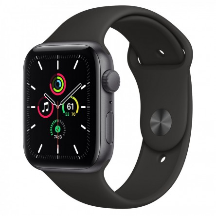 Apple Watch SE 44mm. Space Gray Aluminum