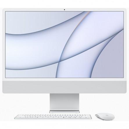 iMac 24 M1 8-core CPU/8-core GPU/8Gb/256Gb SSD/Silver