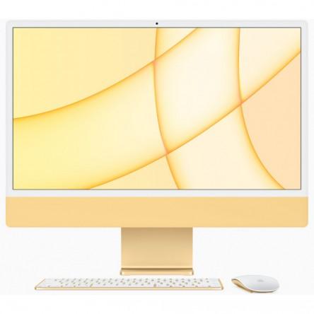 iMac 24 M1 8-core CPU/8-core GPU/8Gb/256Gb SSD/Yellow