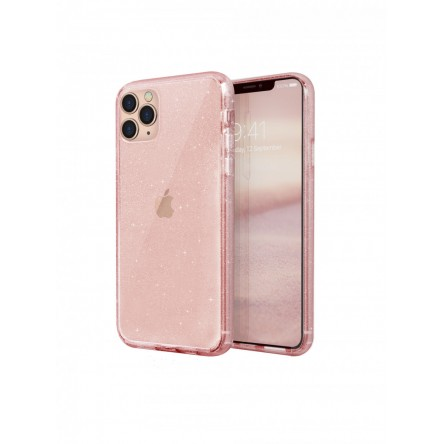 Uniq Tinsel for iPhone 11 Pink