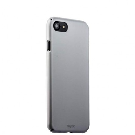 Deppa Air Case for iPhone 7 серебряный