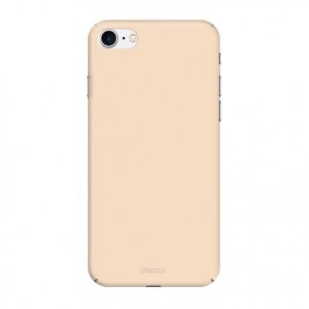Deppa Air Case for iPhone 7 золотой
