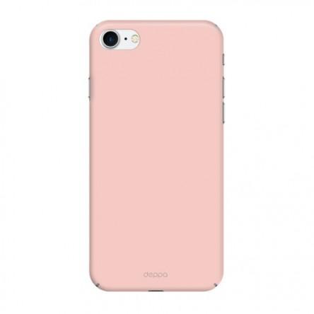 Deppa Air Case for iPhone 7 розовое золото